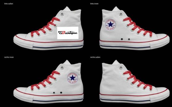 Schuh (Design: 7545 )Converse High