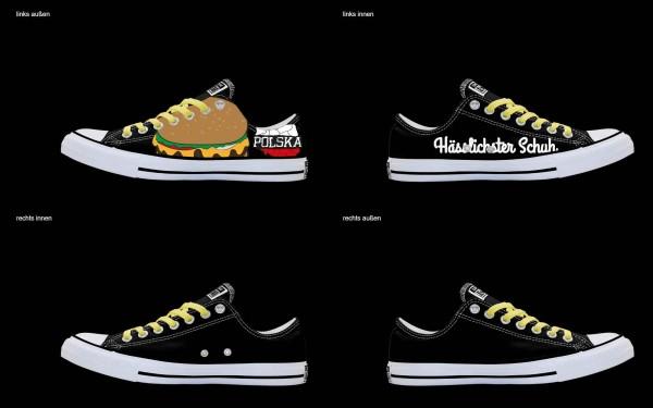 Schuh (Design: 5099 )Converse Low