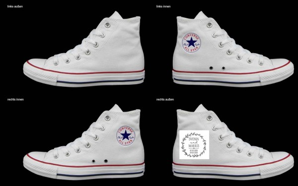 Schuh (Design: 7273 )Converse High