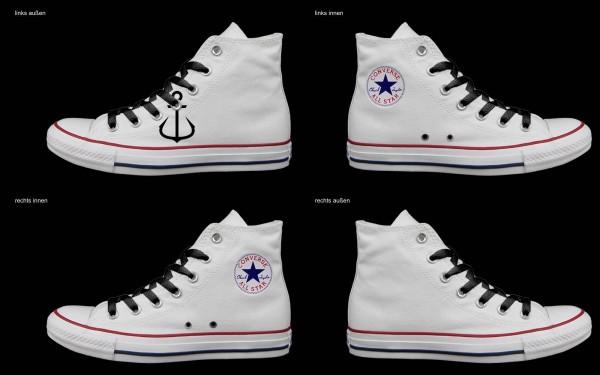 Schuh (Design: 4302 )Converse High