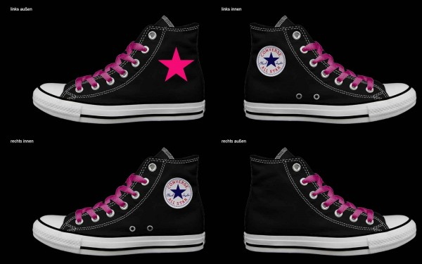 Schuh (Design: 4714 )Converse High