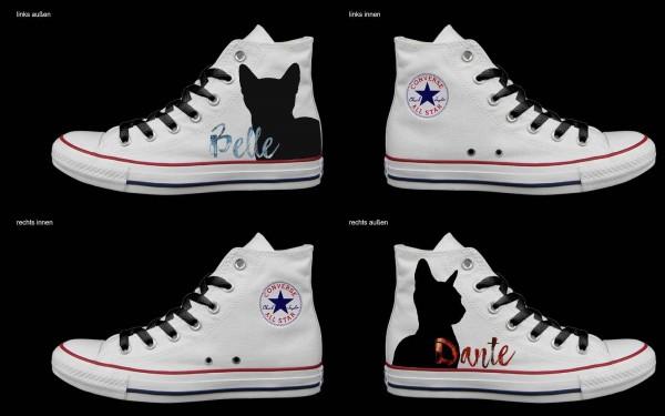 Schuh (Design: 7929 )Converse High