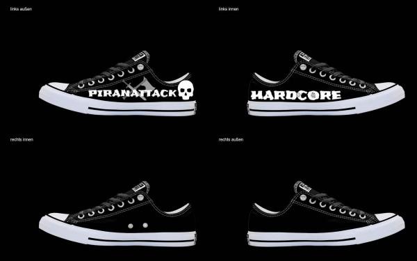 Schuh (Design: 7107 )Converse Low