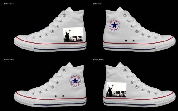 Schuh (Design: 7184 )Converse High
