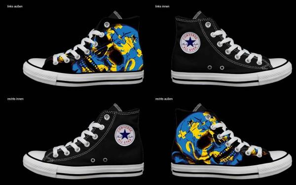 Schuh (Design: 4976 )Converse High