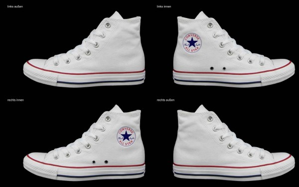 Schuh (Design: 4234 )Converse High