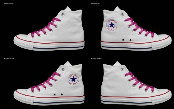 Schuh (Design: 4584 )Converse High