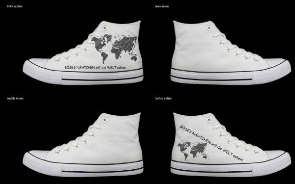 Schuh (Design: 4440 )Sneaker High