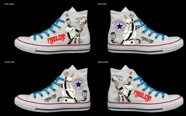 Schuh (Design: 7242 )Converse High