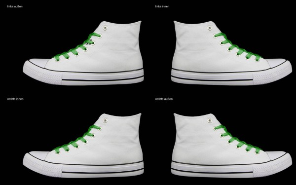 Schuh (Design: 7987 )Sneaker High