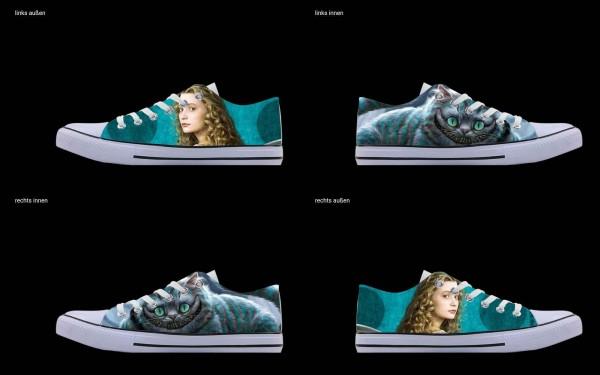 Schuh (Design: 7296 )Sneaker Low