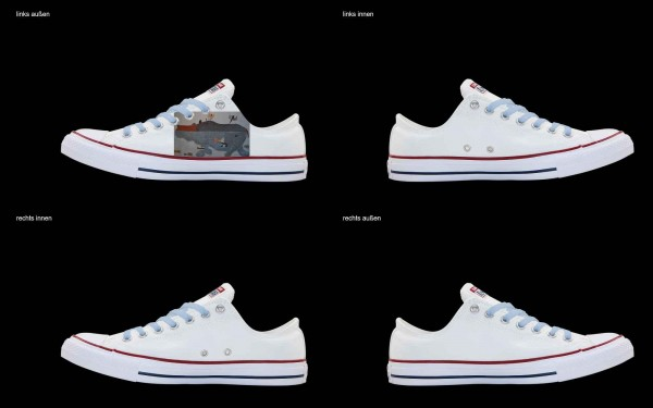 Schuh (Design: 7495 )Converse Low