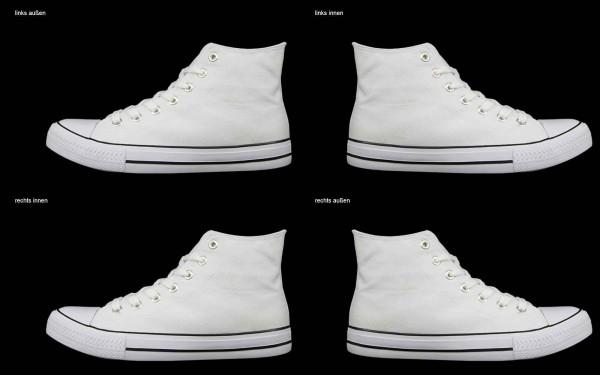 Schuh (Design: 7487 )Sneaker High