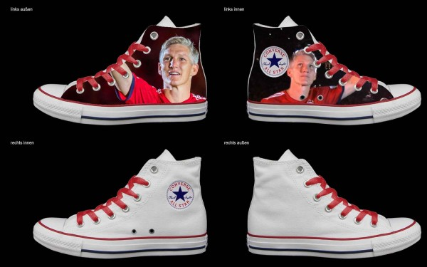 Schuh (Design: 4482 )Converse High