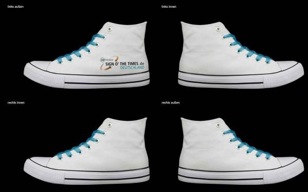 Schuh (Design: 8183 )Sneaker High
