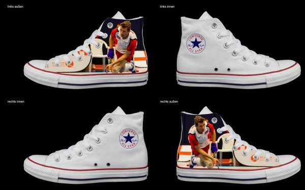 Schuh (Design: 5392 )Converse High