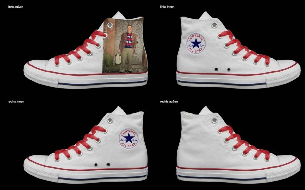 Schuh (Design: 5002 )Converse High