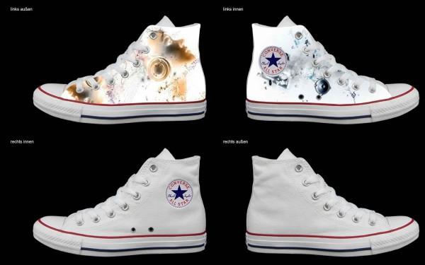 Schuh (Design: 4547 )Converse High