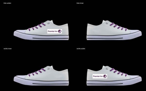 Schuh (Design: 7244 )Sneaker Low