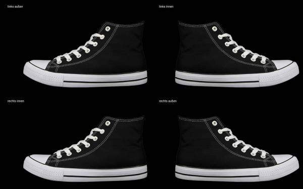 Schuh (Design: 6623 )Sneaker High