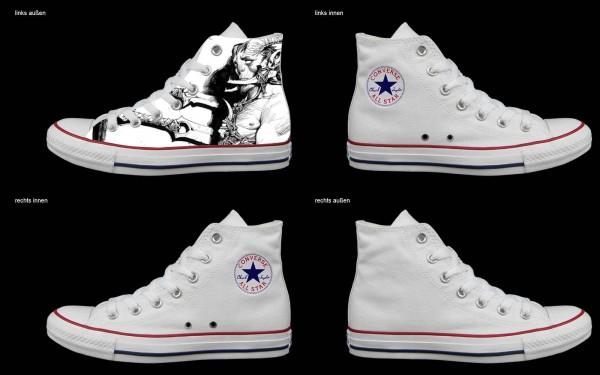 Schuh (Design: 7632 )Converse High
