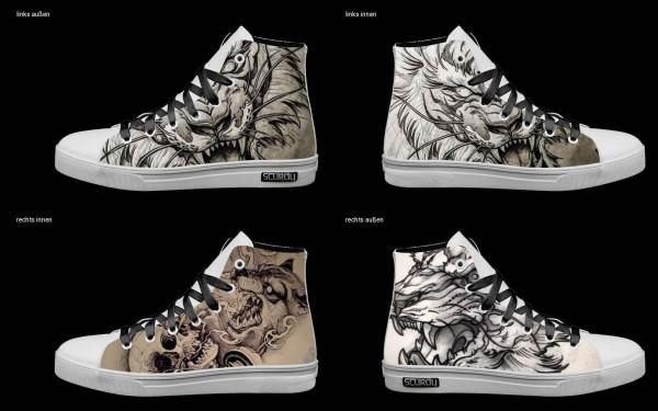 Schuh (Design: 5502 )Scurdy Sneaker