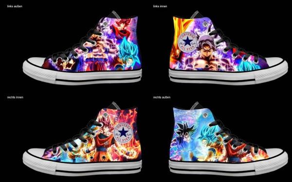 Schuh (Design: 5369 )Converse High