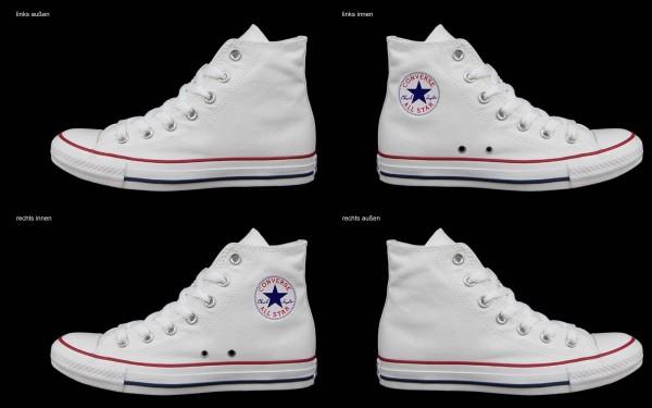 Schuh (Design: 4444 )Converse High