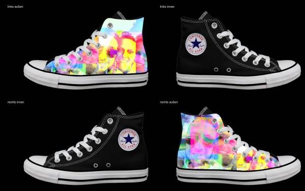 Schuh (Design: 4301 )Converse High