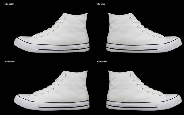 Schuh (Design: 7134 )Sneaker High