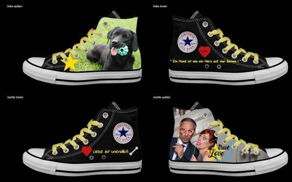 Schuh (Design: 4241 )Converse High
