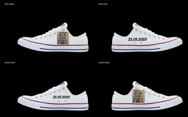 Schuh (Design: 7383 )Converse Low