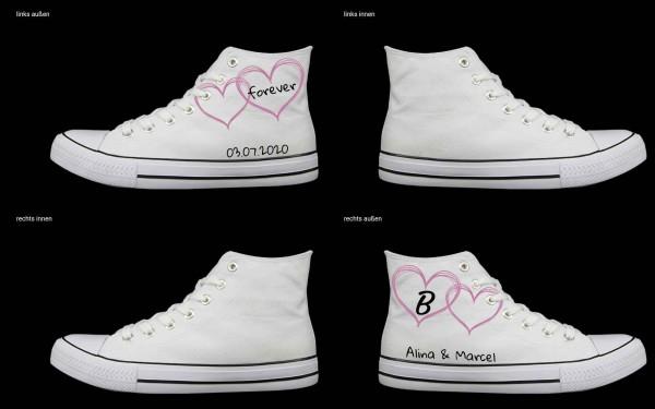 Schuh (Design: 7983 )Sneaker High