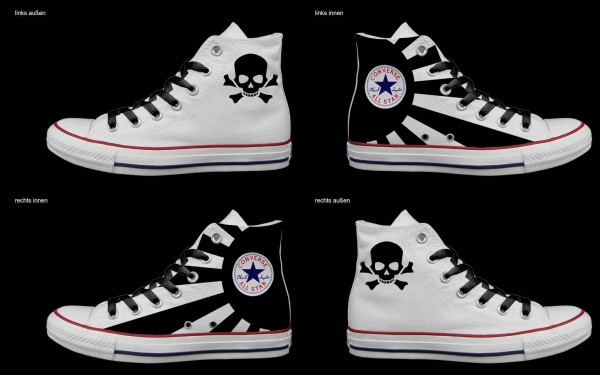 Schuh (Design: 7143 )Converse High