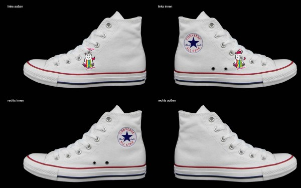 Schuh (Design: 7937 )Converse High