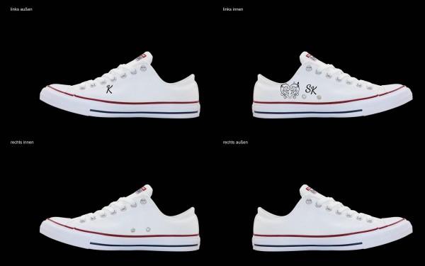 Schuh (Design: 7627 )Converse Low