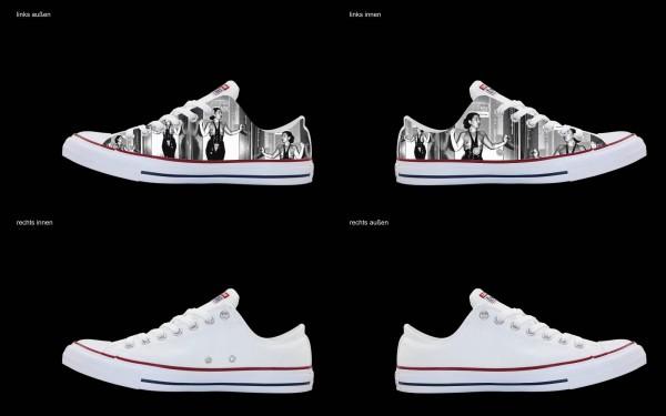 Schuh (Design: 5763 )Converse Low