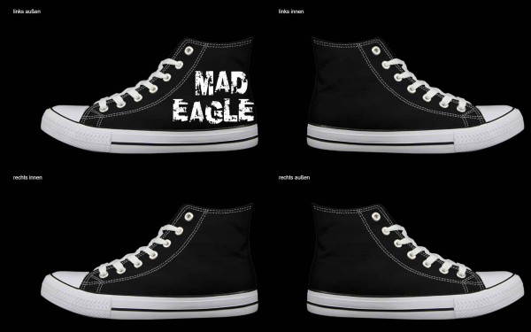 Schuh (Design: 7334 )Sneaker High