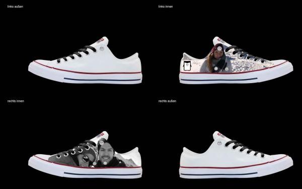 Schuh (Design: 7318 )Converse Low