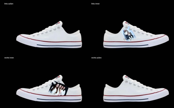 Schuh (Design: 4354 )Converse Low