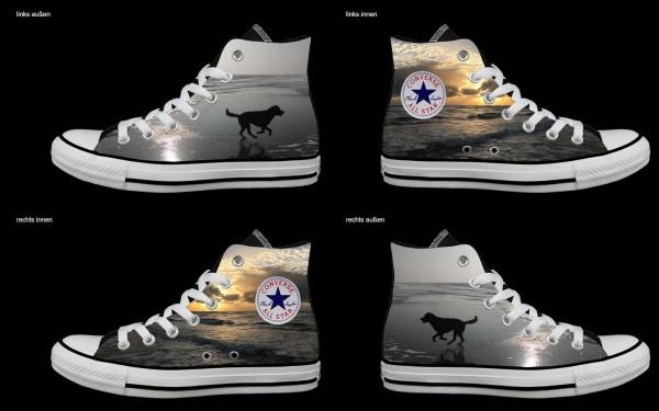 Schuh (Design: 5394 )Converse High