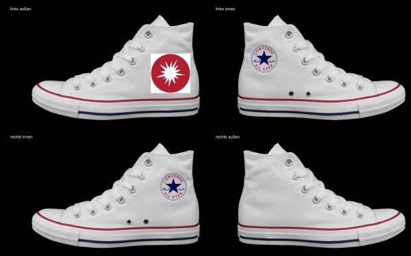 Schuh (Design: 5452 )Converse High