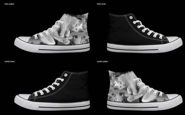 Schuh (Design: 4843 )Sneaker High