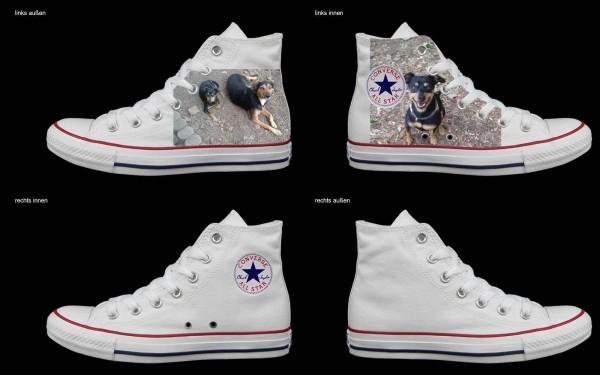 Schuh (Design: 4389 )Converse High