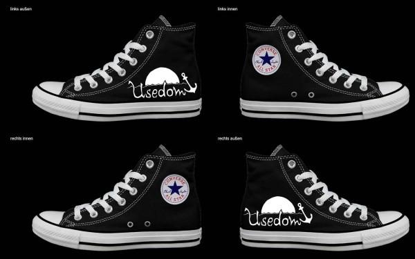 Schuh (Design: 4145 )Converse High