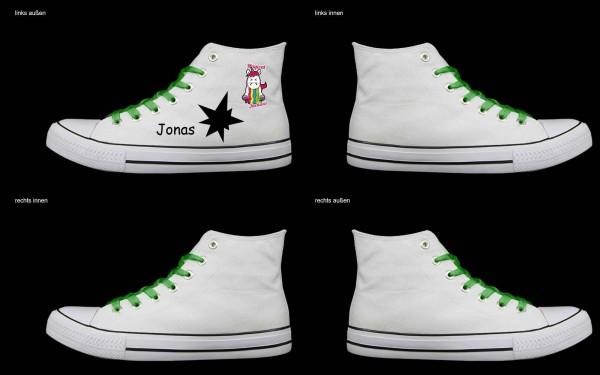 Schuh (Design: 8359 )Sneaker High