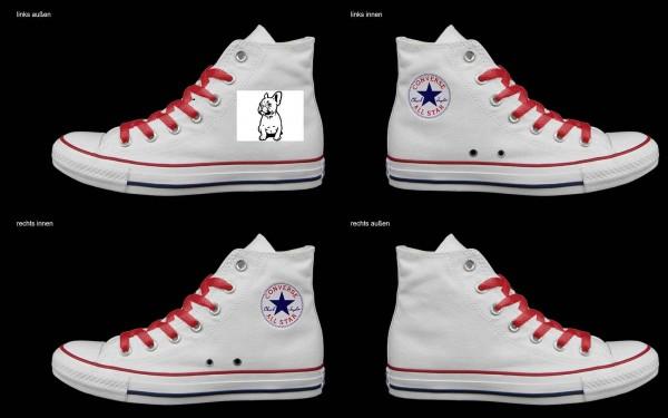 Schuh (Design: 4175 )Converse High