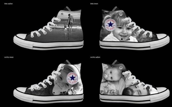 Schuh (Design: 7848 )Converse High