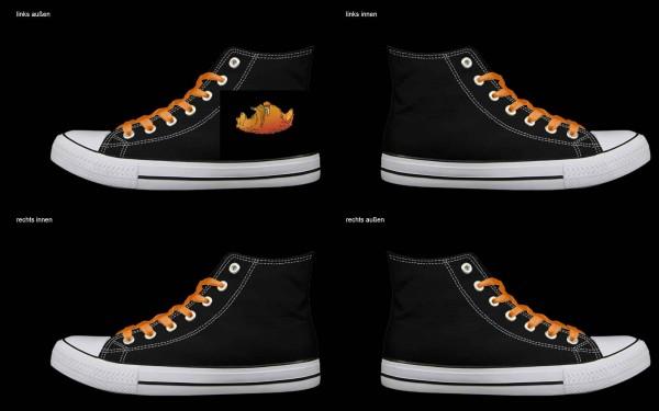 Schuh (Design: 4560 )Sneaker High