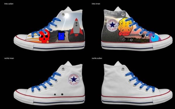 Schuh (Design: 5440 )Converse High